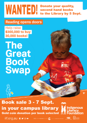 22-08-18_Great_Book_Swap_poster_bringbooks.png - Great Book Swap at your campus Library